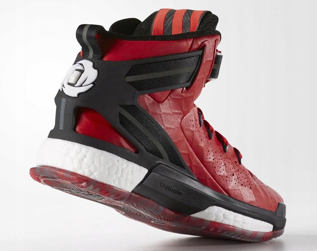 Buty Adidas D Rose 6 Boost używane numer FR 48 23