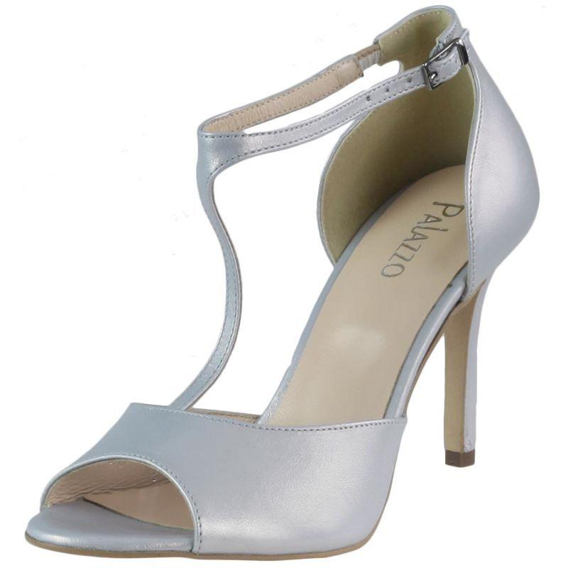 Beżowe Sandały Mateo 210 buty damskie szpilki R.41