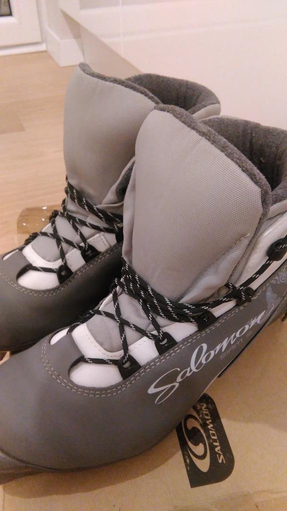 Buty narciarskie Salomon Siam 5 damskie SNS Profil