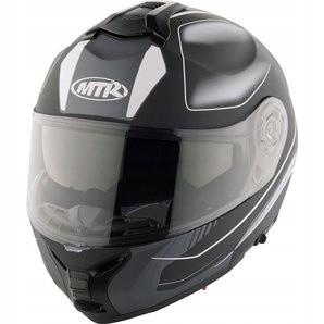 Kask motocyklowy MTR K 13 Kask Motocyklowy Szczękowy BLENDA