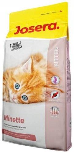 Josera sucha karma dla kota Minette - 10kg