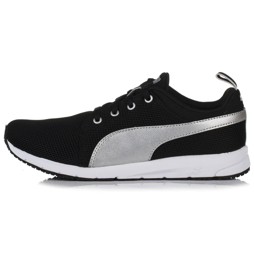Buty damskie Puma Carson Runner czarne