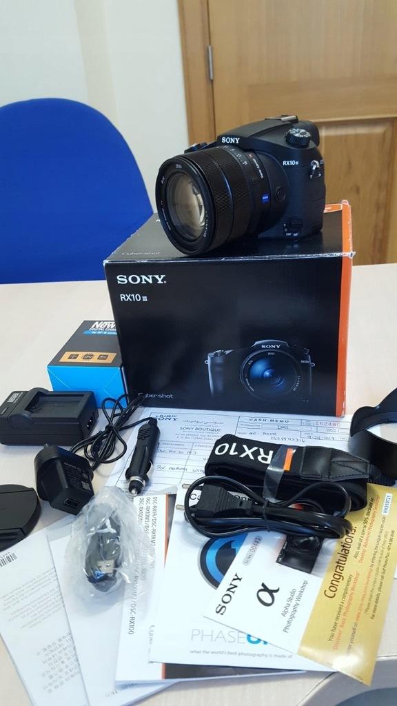 Sony DSC RX10 III m3 mark 3