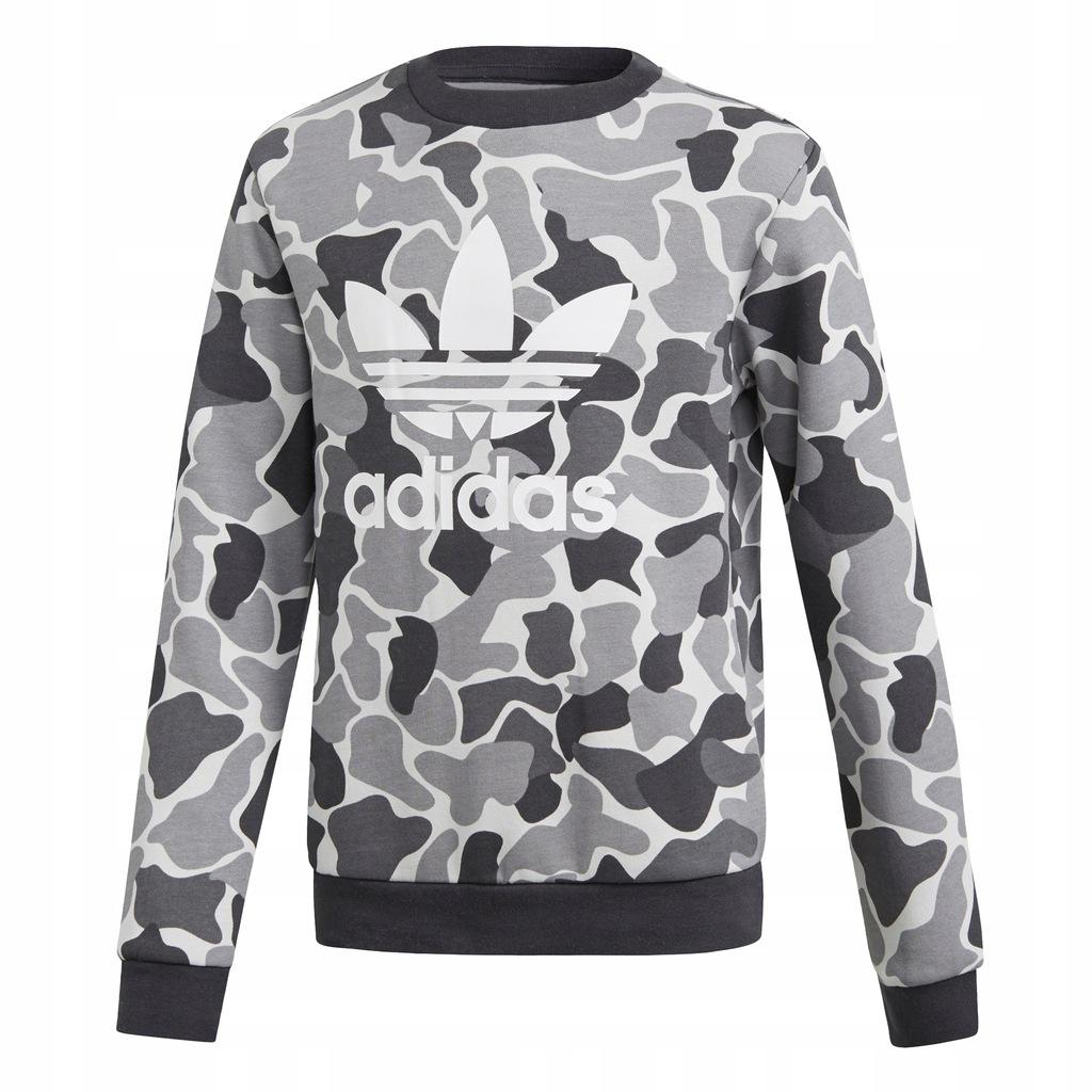 Bluza adidas Camo Trefoil DH2709 164