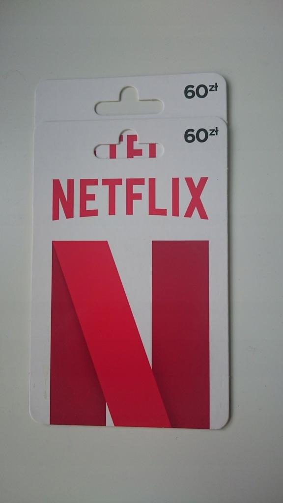 Karty Podarunkowe Netflix Laczna Wartosc 120 Zl 7748536633 Oficjalne Archiwum Allegro