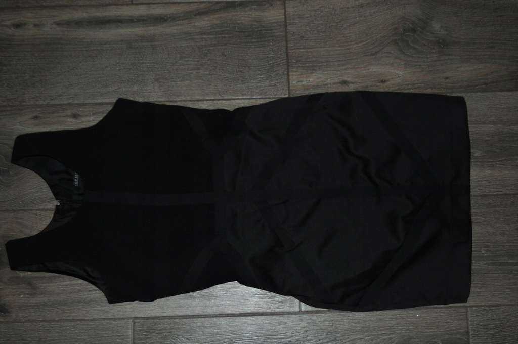 Sukienka, mała czarna, r. 34