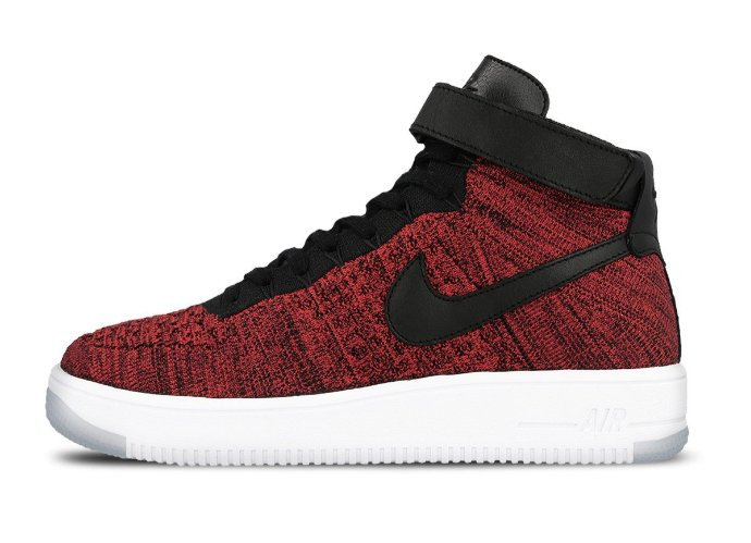 Nike Air Force 1 Ultra Flyknit Low RED 44