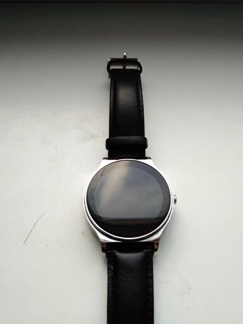 kruger&matz STYLE - smartwatch, gwarancja