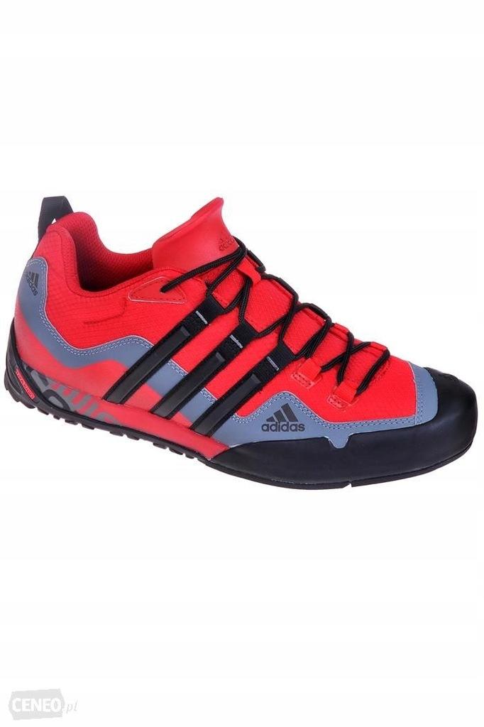 Adidas terrex swift solo czerwone