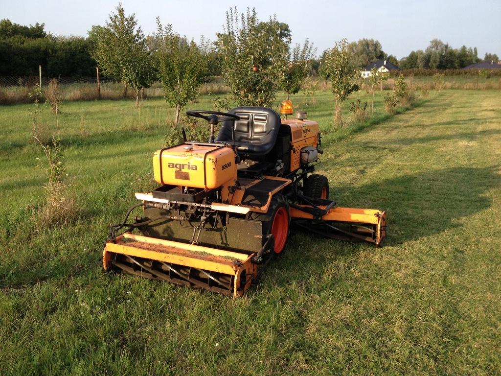 agria - Avis Tondeuse AGRIA 9300 B0041ea34c668433b7844aa86847