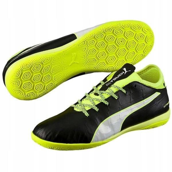 Puma evoTOUCH 3 IN Męskie buty piłkarskie Halówki Puma