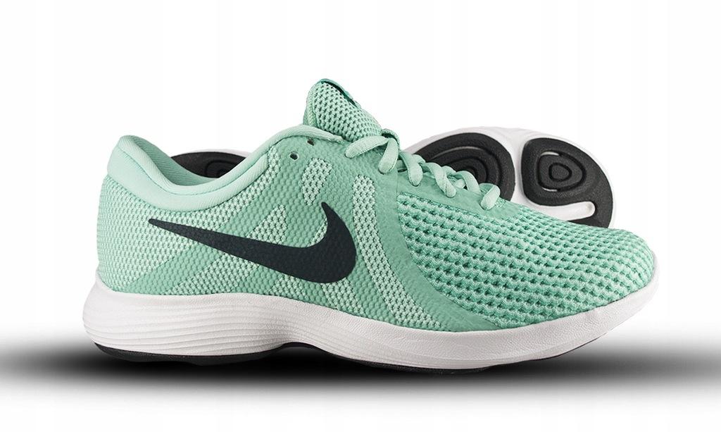 Nowe buty do biegania Nike Revolution 4 rozmiar 38 miętowe