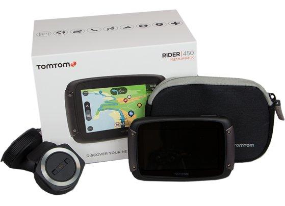 TOMTOM Rider 450 Premium Pack KIELCE nawigacja