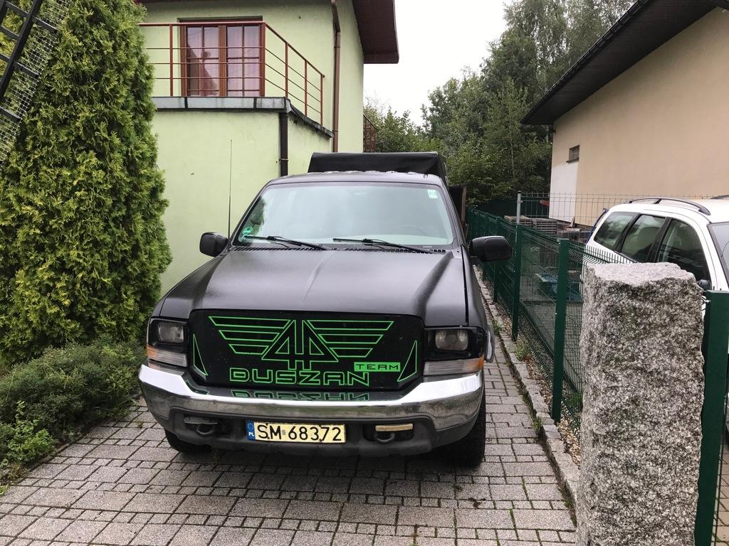 Ford F 350 W Pelni Sprawny 2000 Rok 7326363192 Oficjalne Archiwum Allegro