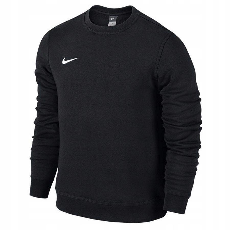 Bluza Nike Team Club CREW niebieska bawełna r M