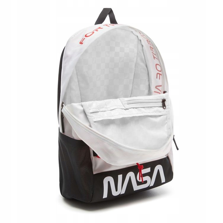 NASA x Vans Snag Plus Backpack Space Wht (VA3HM3XH9)