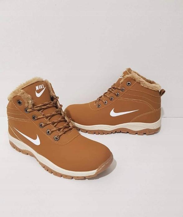 Nike trapery, Buty męskie Allegro.pl