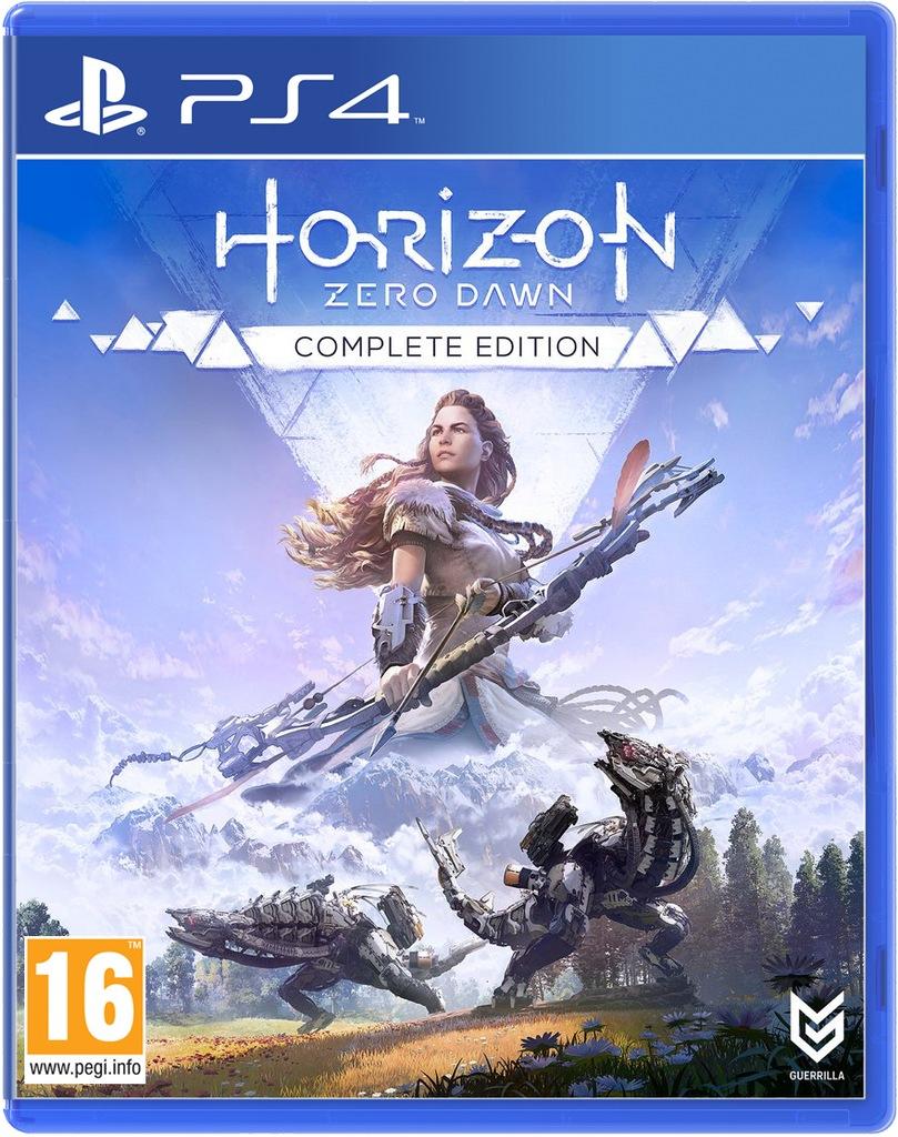 Horizon Zero Dawn Complete Edition Ps4 Cena Hit 7153139223 Oficjalne Archiwum Allegro