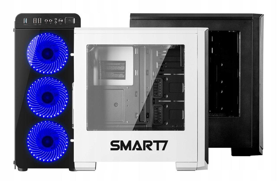KOMPUTER DO GIER SMART7 GTX1050Ti RYZEN 5 8GB HDD