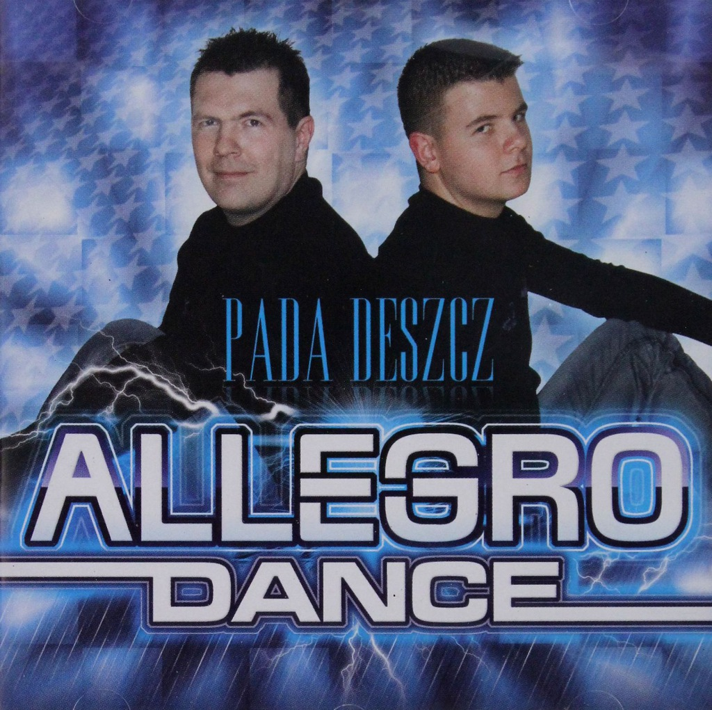 Allegro Dance Pada Deszcz Cd 6717235654 Oficjalne Archiwum Allegro