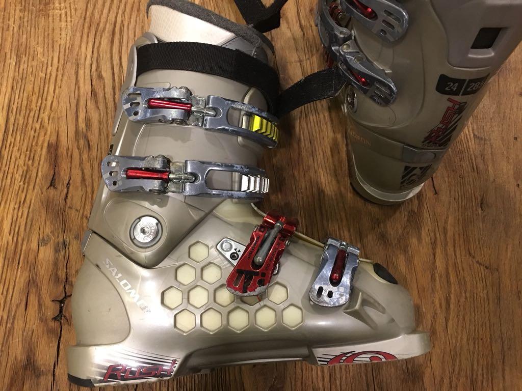 Buty narciarskie Salomon Rush 880, rozm. 24 285