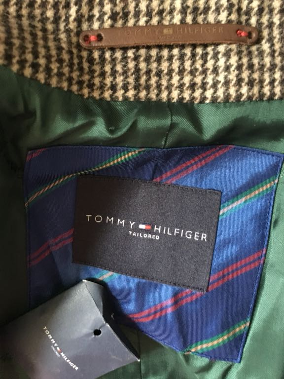 Tommy Hilfiger Tailored english styl coat 48