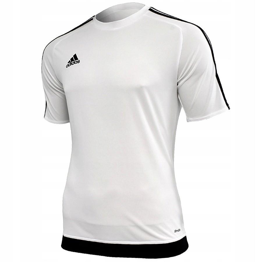 Koszulka adidas Estro 15 JSY S16146 Kolor biały Rozmiar 128 cm