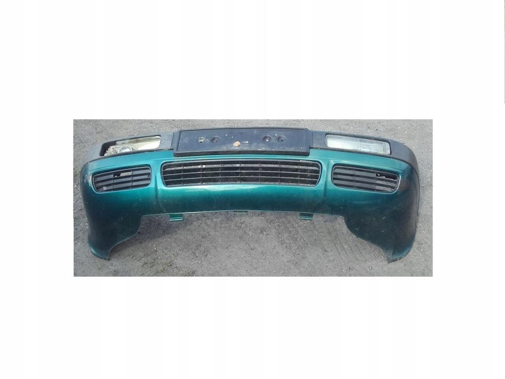 Zderzak Audi 80 B4 Halogeny Zielony Lz6p Czesci 7392647908 Oficjalne Archiwum Allegro