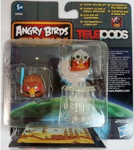 Hasbro Angry Birds Star Wars Zestaw 2 Figurek Z Te 7076028938 Oficjalne Archiwum Allegro