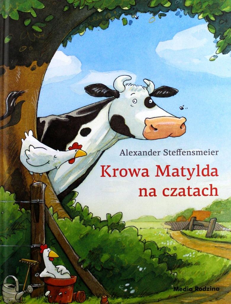 Krowa Matylda Na Czatach 6747412023 Oficjalne Archiwum