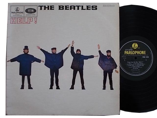 Beatles Help Parlophone Uk 1965 Mono Nm 7079360966 Oficjalne Archiwum Allegro