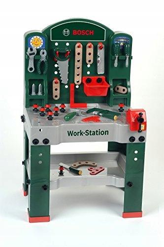 Bosch Stol Warsztatowy Dla Dzieci Duzy Narzedzia 7694033430 Oficjalne Archiwum Allegro