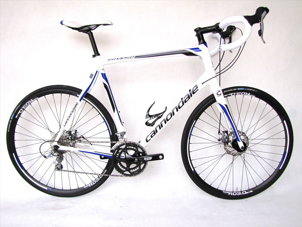 Rower szosowy CANNONDALE SYNAPSE DISC Tiagra