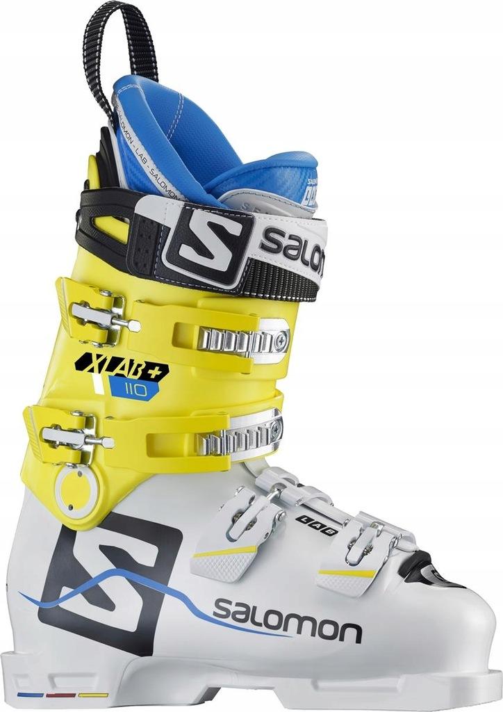 Buty narciarskie Salomon X LAB+ 110