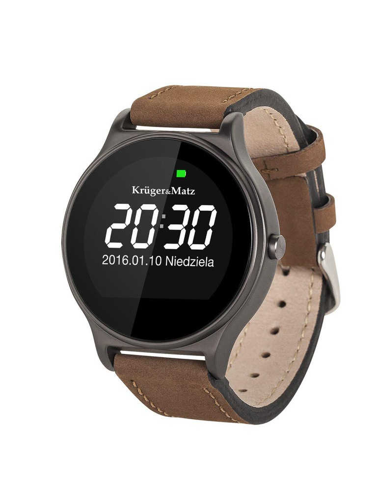 OUTLET Smartwatch KRUGER&MATZ Style Pulsometr