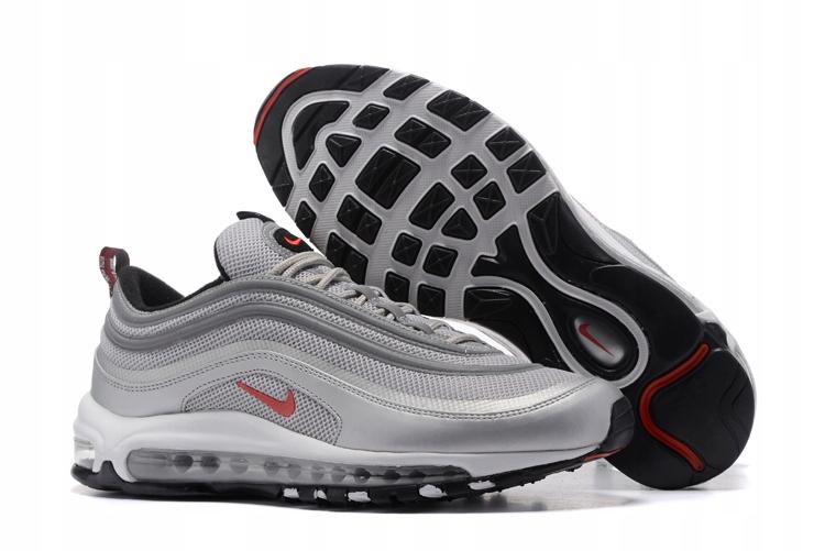 Buty Męskie Nike Air Max 97 SZARE r.42 50% 7088214511