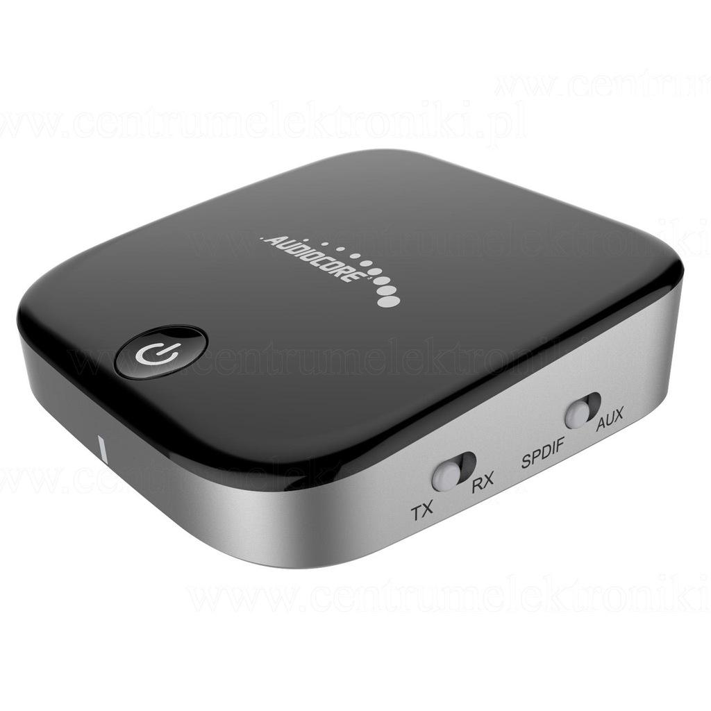 Adapter bluetooth 2 w 1 transmiter odbiornik Audio