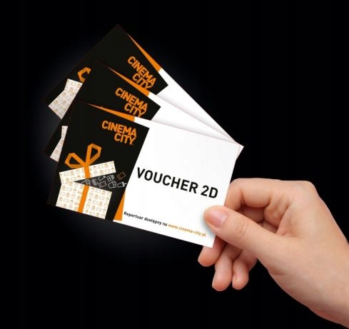 Voucher Cinema City 2d Kazde Kino 7751681270 Oficjalne Archiwum Allegro