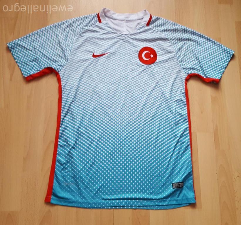Nike Koszulka Turcja Turkey 2016 2017 7291356003 Oficjalne Archiwum Allegro