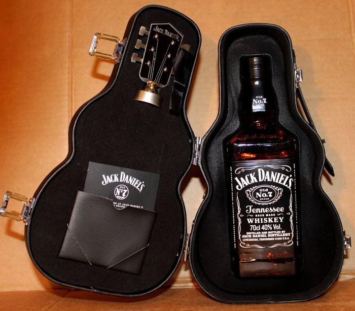 Jack Daniels 0 7 Etui Gitara 7726206118 Oficjalne Archiwum Allegro