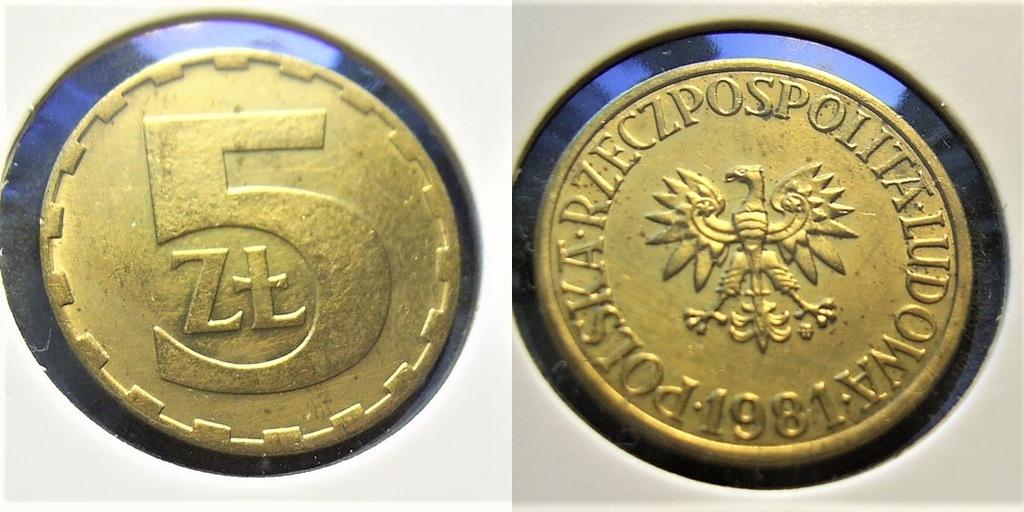 10 zlotych 1990 stan menniczy z rolki