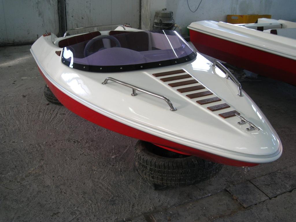 Forma do produkcji łodzi 290