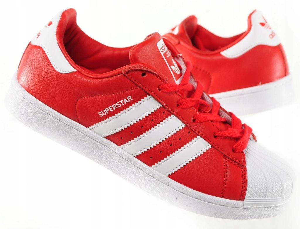 czerwone buty adidas allegro