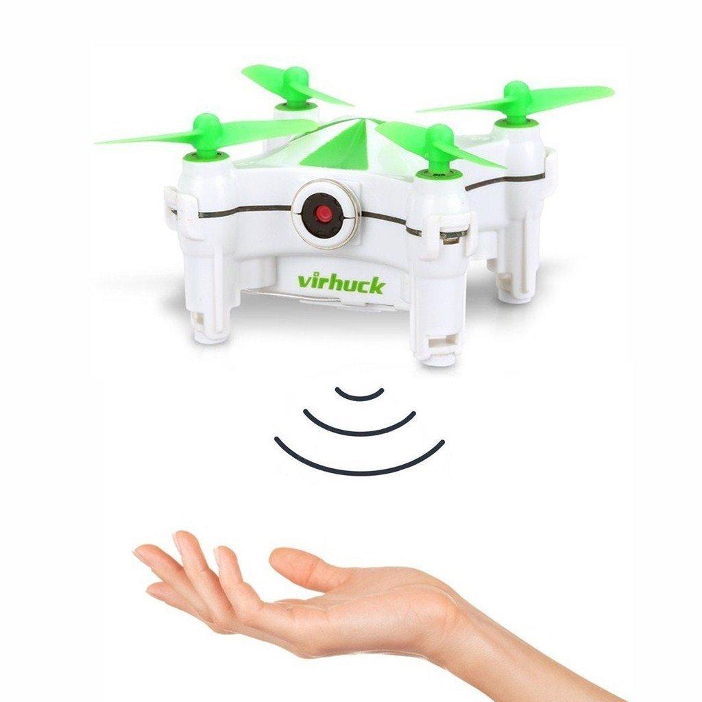 B63 Mini Dron Virhuck V-3 Wifi FPV 0,3 MP 3D/360
