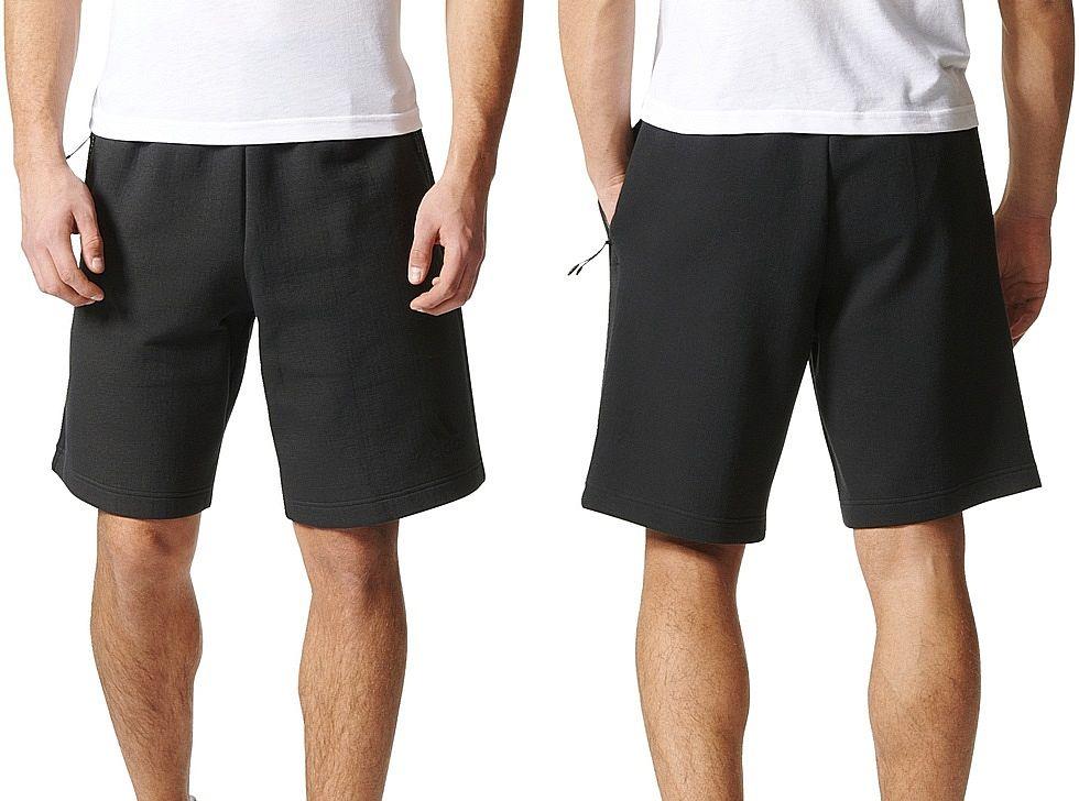 Adidas Spodenki ZNE KNIT SHORT (L) Męskie