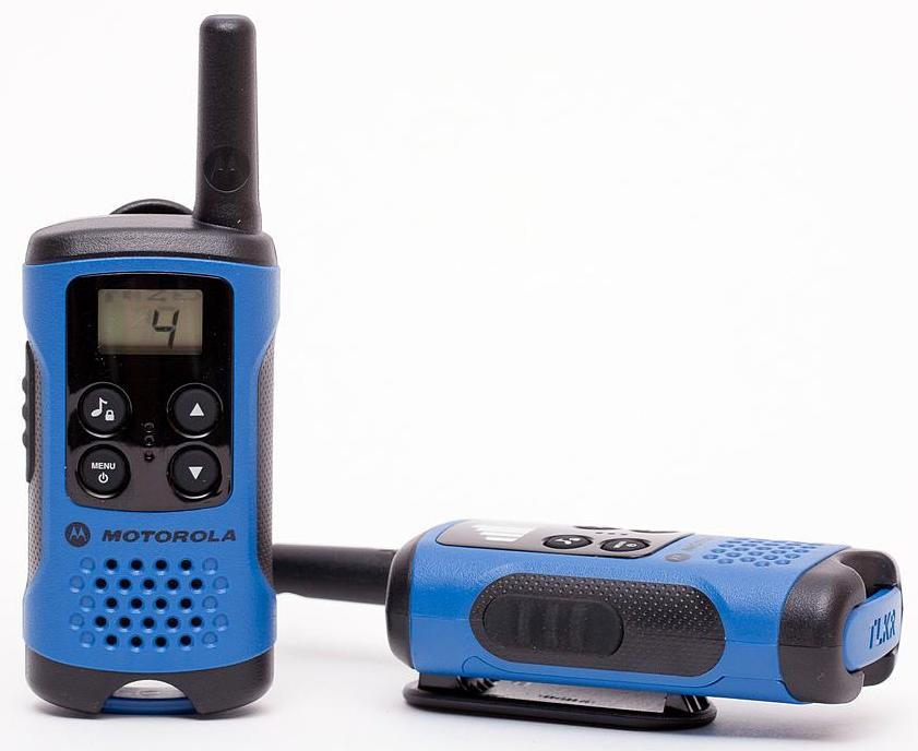 BLOW RADIOTELEFON PMR MOTOROLA TLKR T41 NIEBIESKI