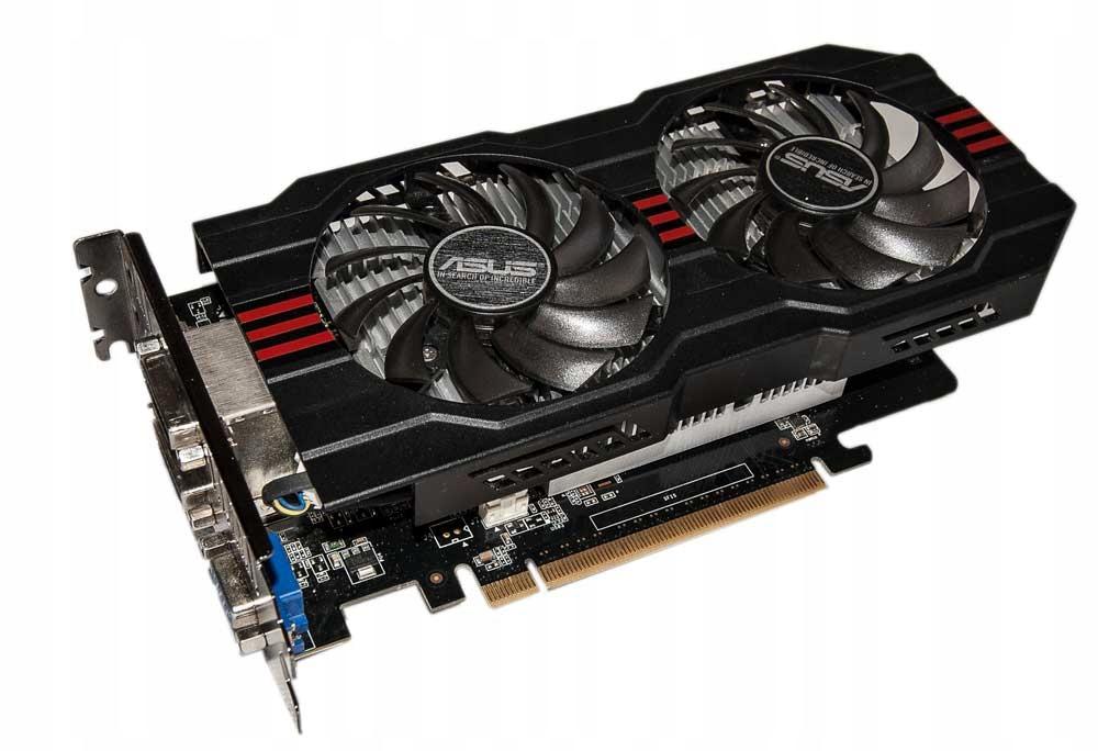 Geforce Gtx 750 Ti Asus Karta Graficzna 7758803714 Oficjalne Archiwum Allegro
