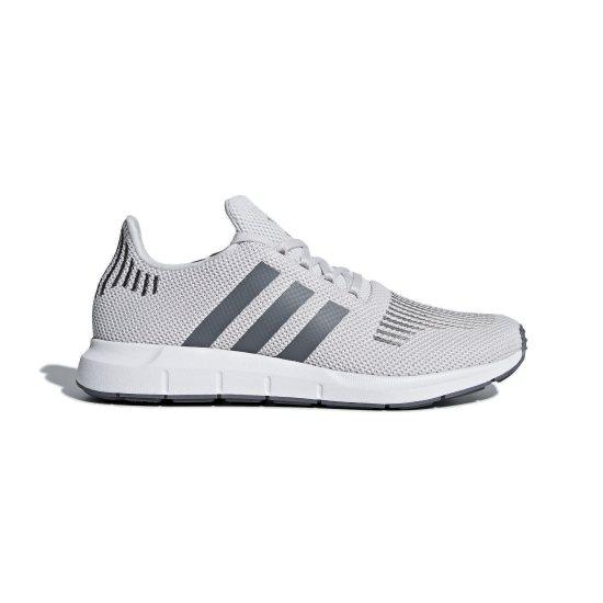 Buty sportowe m?skie Adidas Swift Run czarne B37726