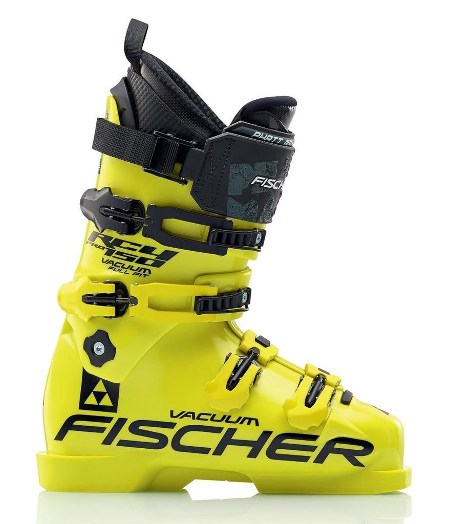 Buty narciarskie Fischer RC4 130 VACUUM