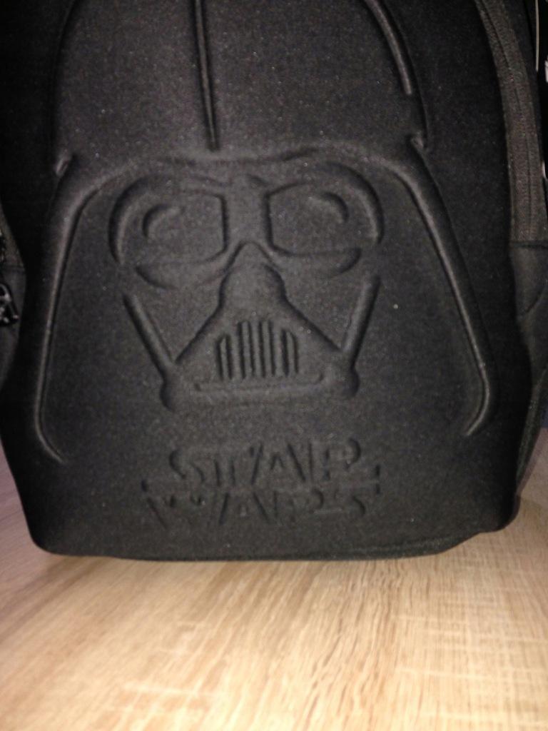Plecak STAR WARS Lord Vader, Cropp, Unikat, metki.